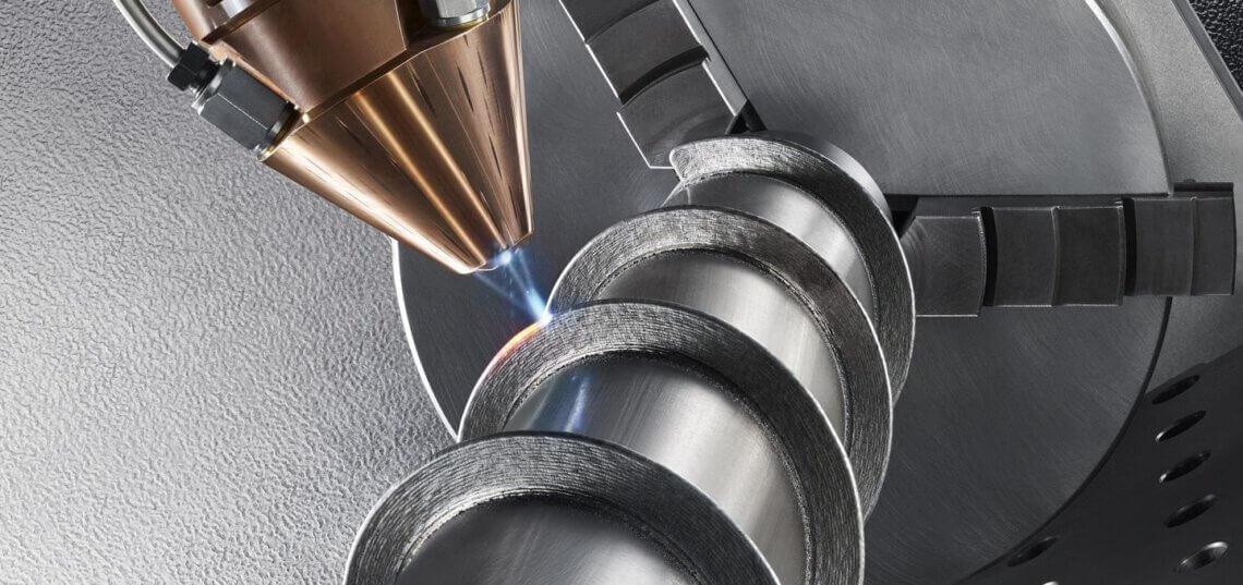 Laser metal deposition (LMD)