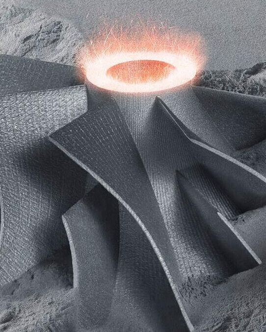 TRUMPF Metallien 3D-tulostus ja laserpinnoitus