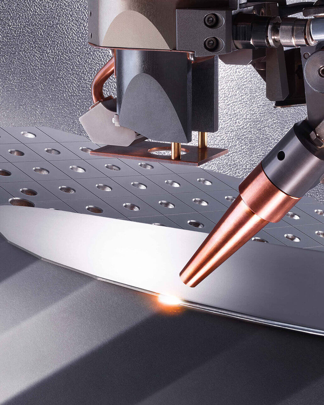 TRUMPF Laser welding systems