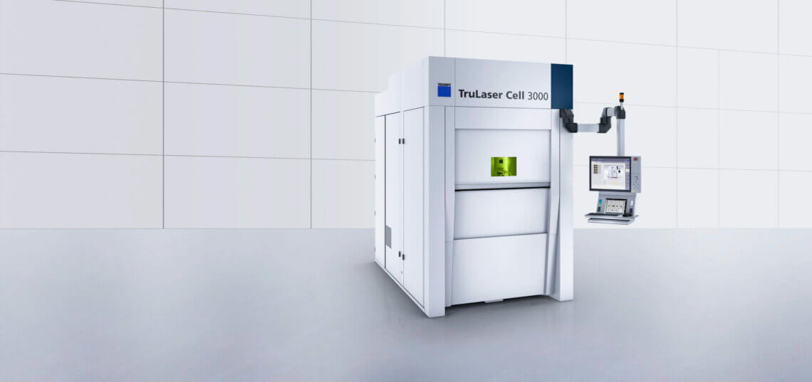 TruLaser Cell 3000