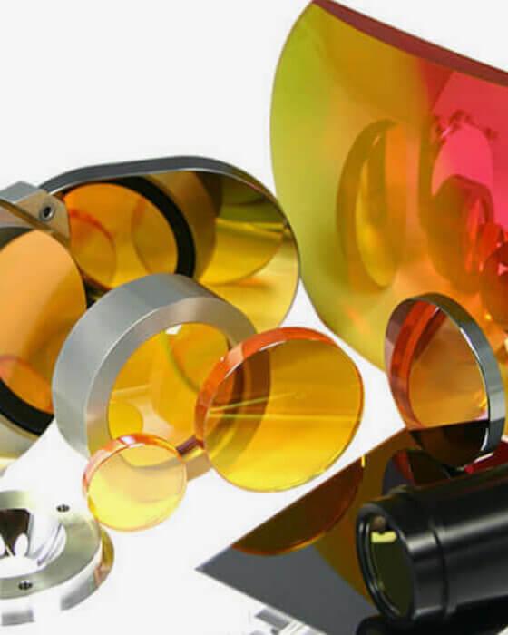 II-VI Laser optics