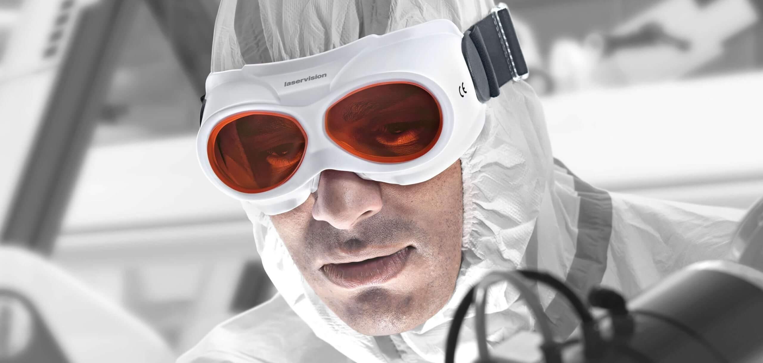 LASERVISION Laser safety