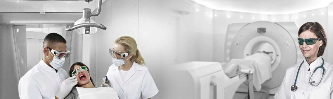LASERVISION Medical laser protection